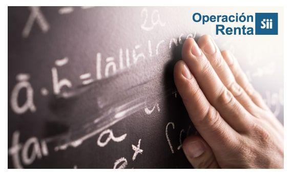 Operación Renta 2019 SII