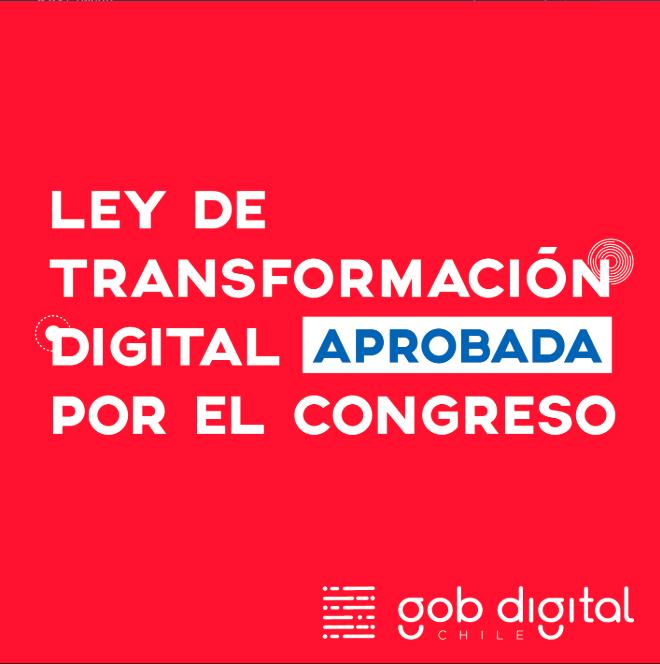 Ley de Transformación Digital